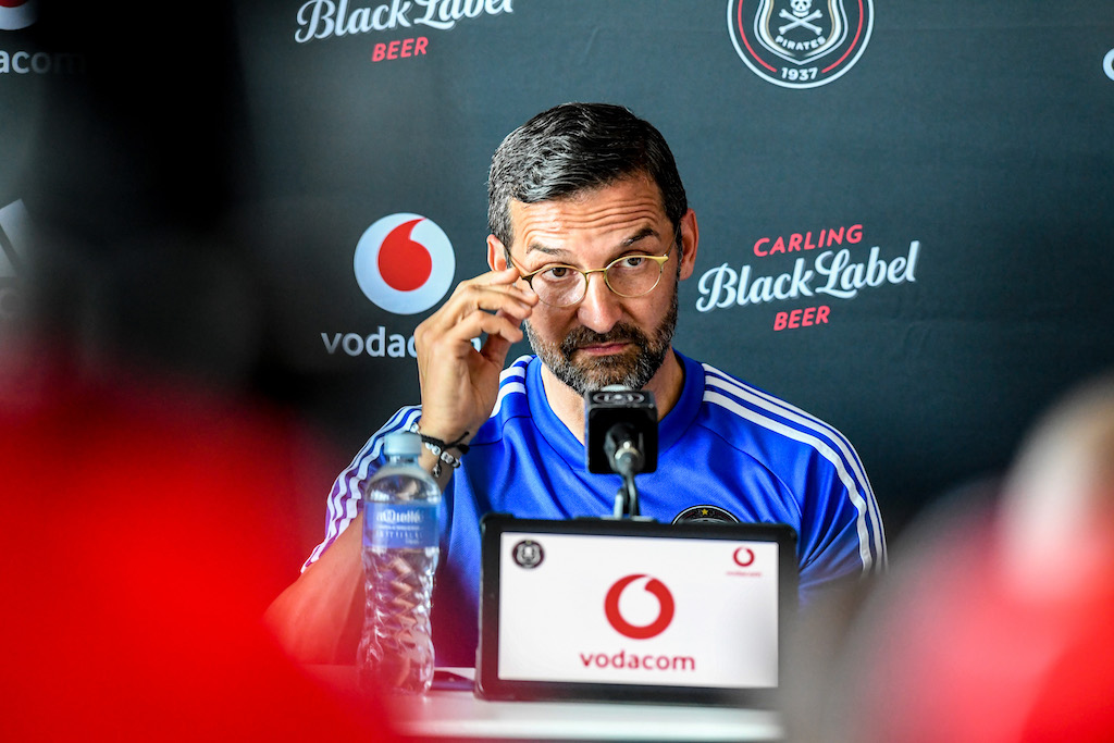 Zinnbauer praises colleagues ahead of Bucs vs Downs clash