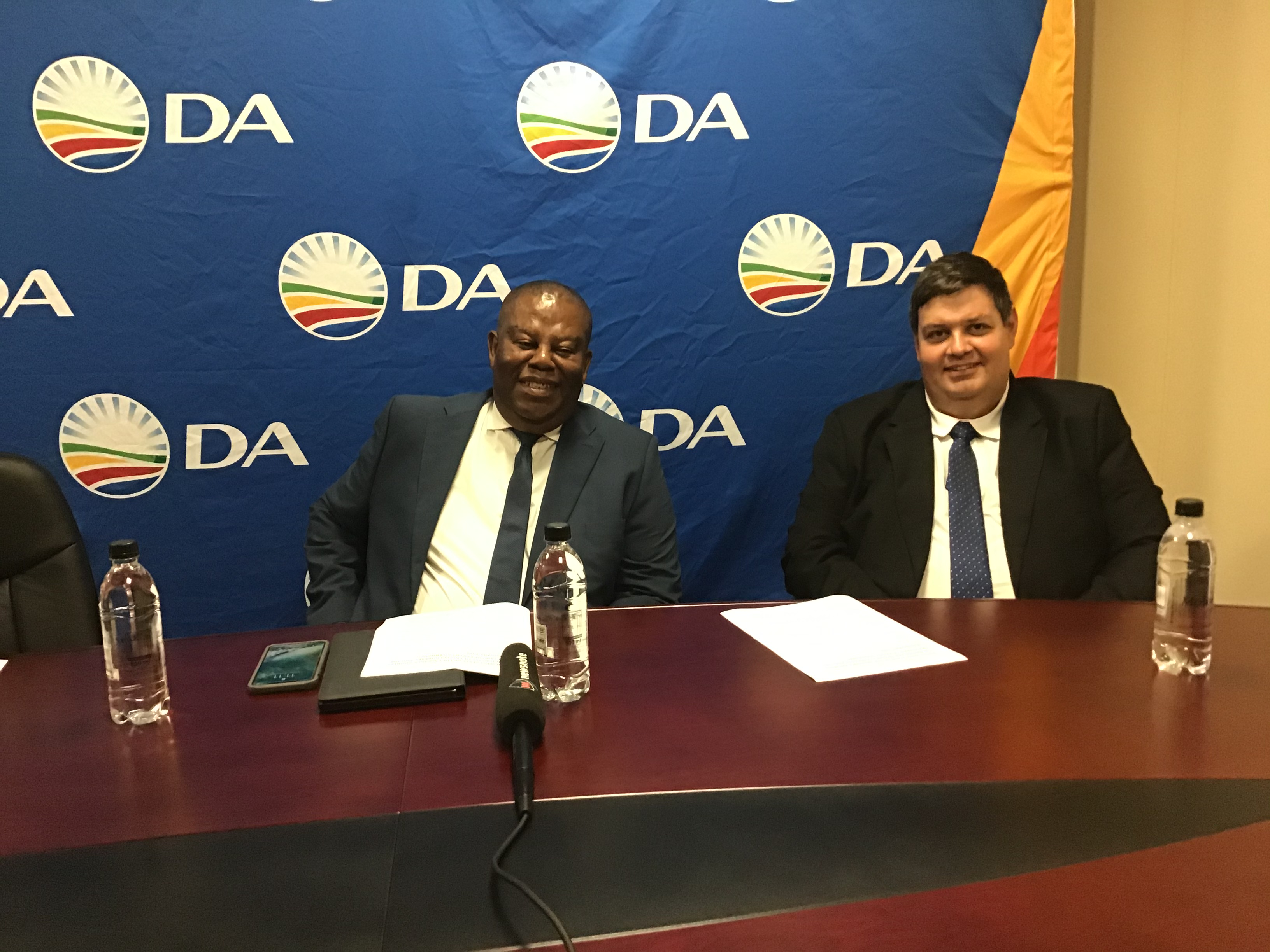 DA expects a dull Sopa from Mokgoro