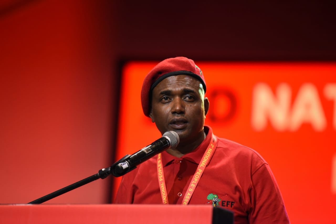 Did Gardee reject Malema's olive branch?