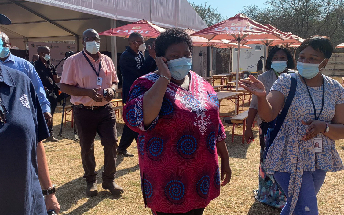 Gauteng chases 4m million COVID-19 vaccination
