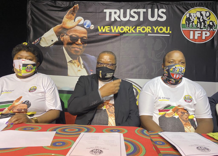 IFP looks to NW for votes