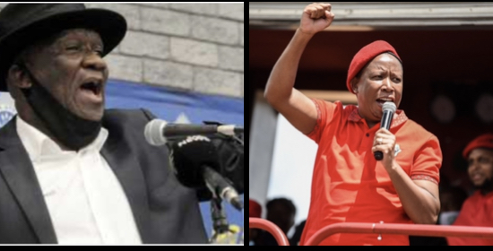 Cele maintains Malema to answer for police threats