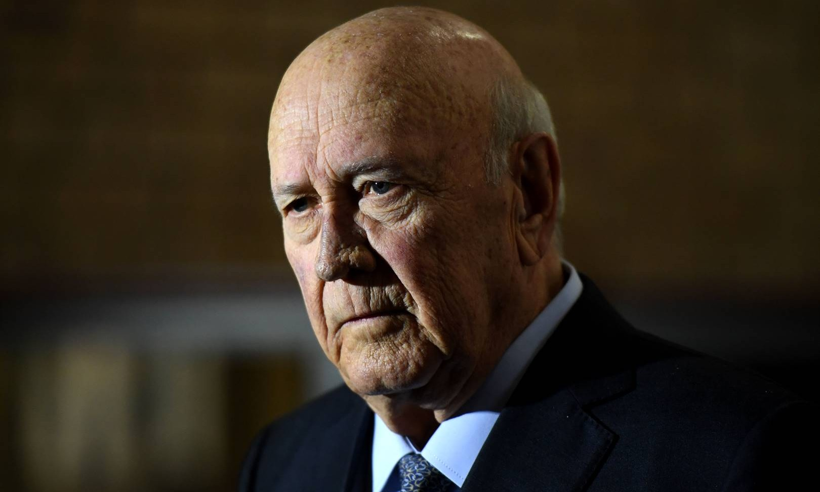 De Klerk Foundation withdraws diluted apartheid description