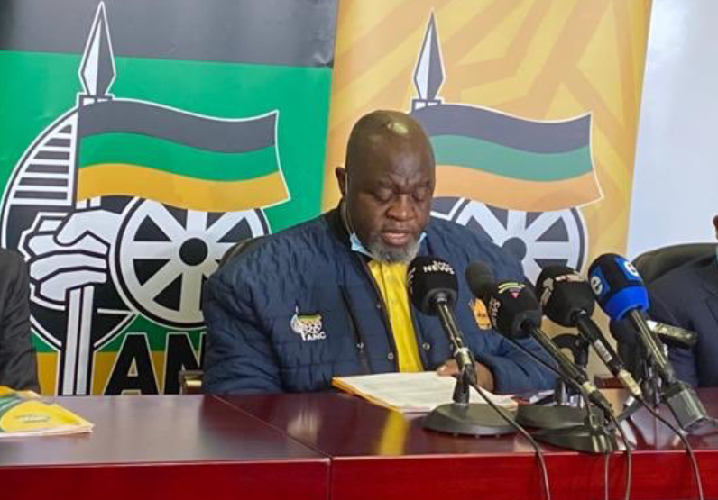 DC looming for those responsible for changing ANC candidate lists