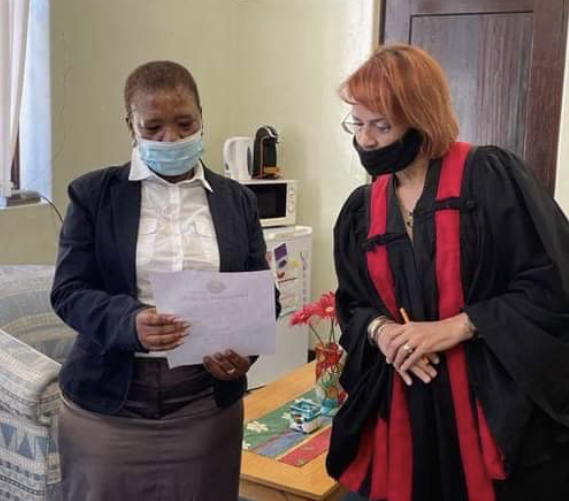 New mayor appointed for Dr Ruth Segomotsi Mompati