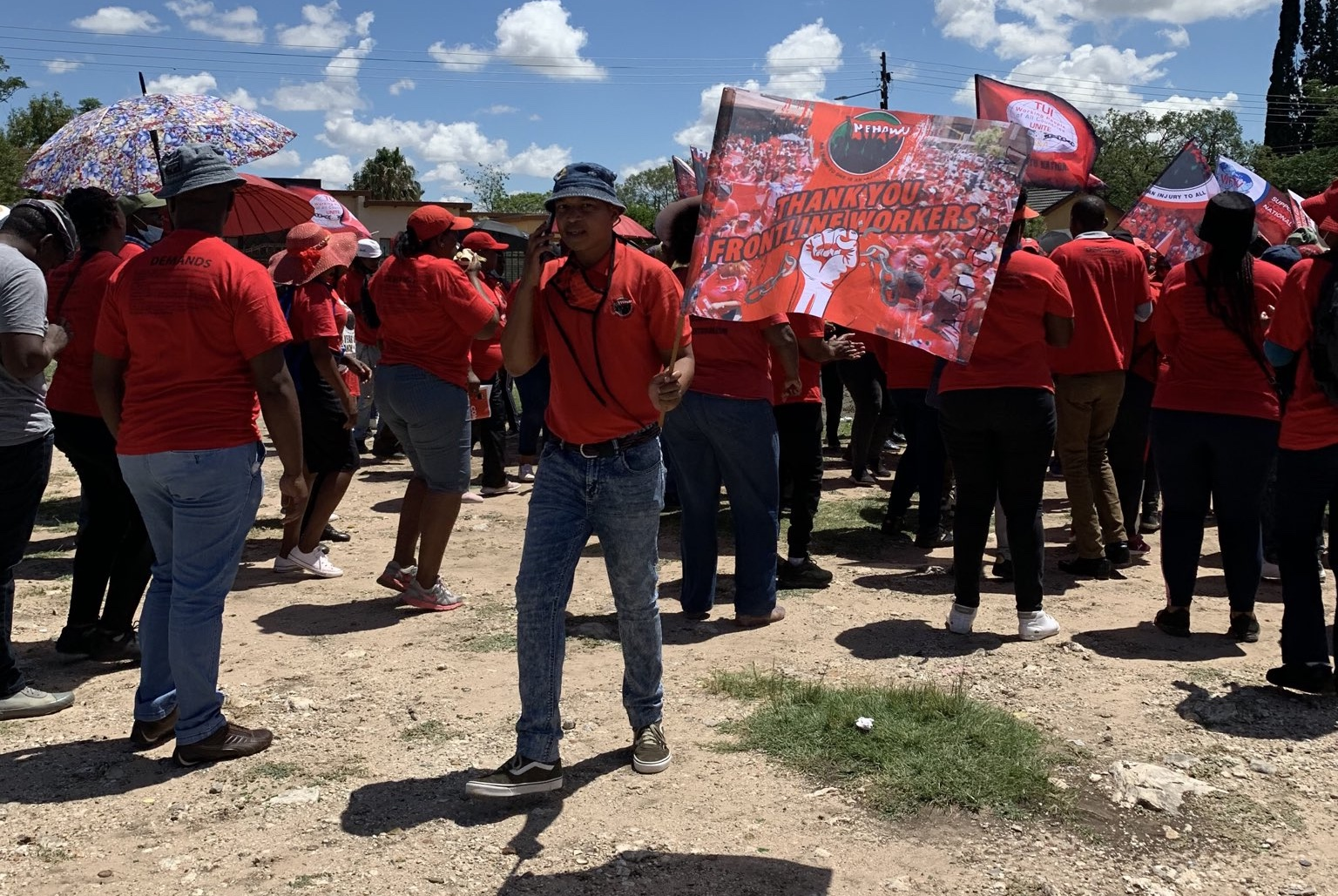 Nehawu urges SACP to stand as working class party