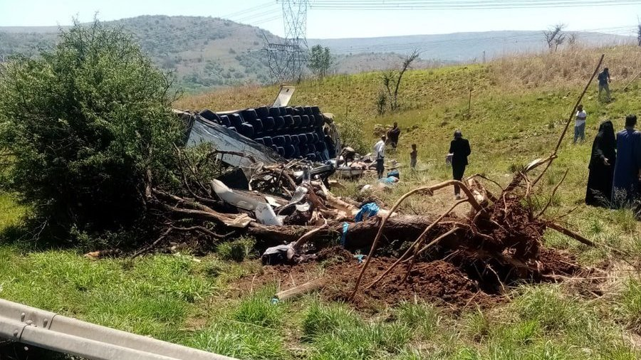 KZN bus accident claims 10 lives