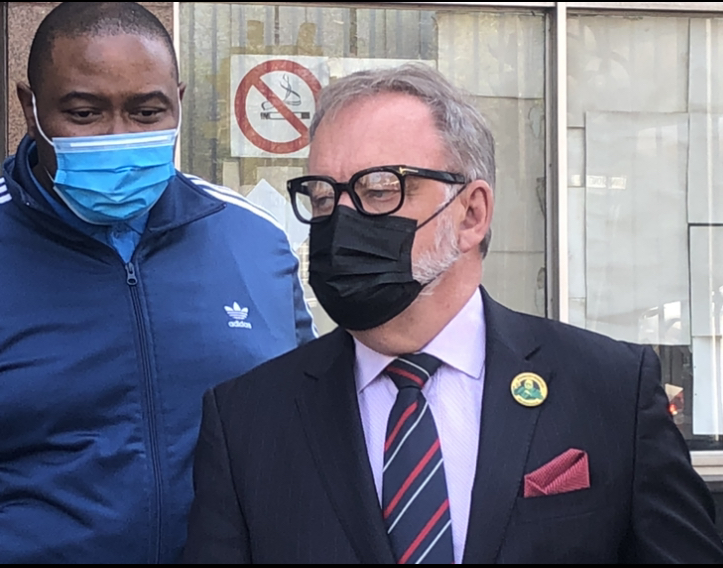 Niehaus lays charges against ANC national officials