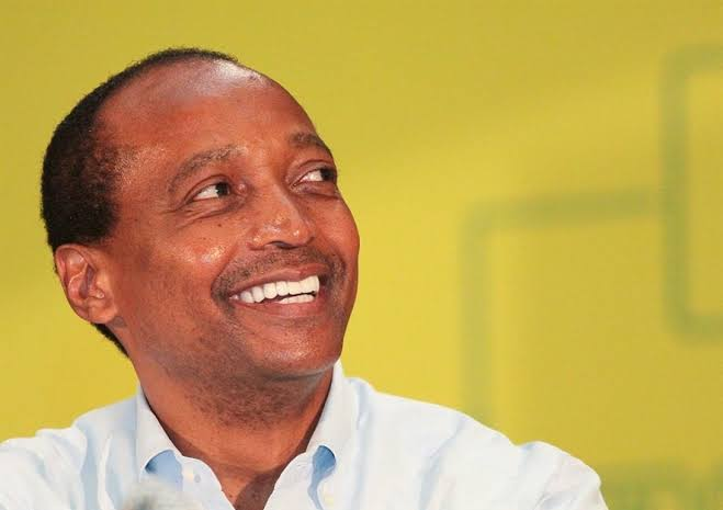 Motsepe wants to bring change to African football
