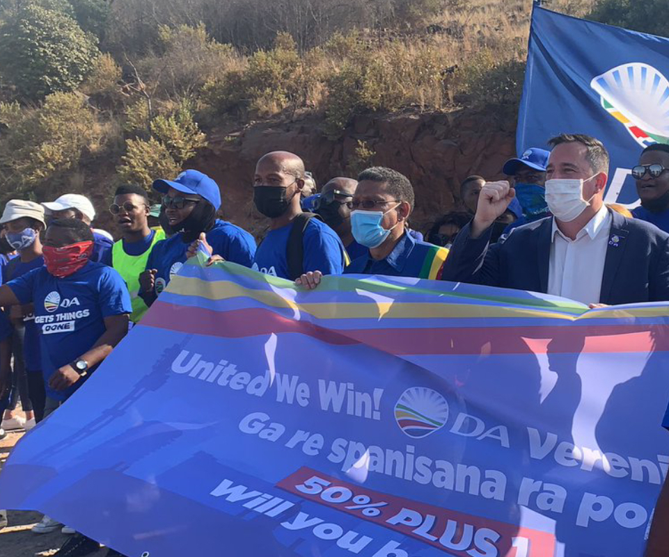 DA insists IEC wrong to reopen candidate submission