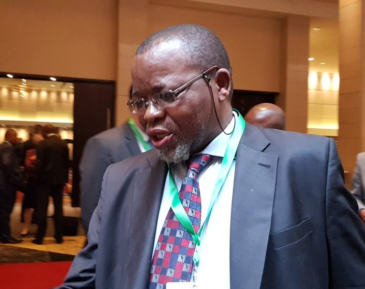 Mantashe responds to implication in Bosasa corruption claims