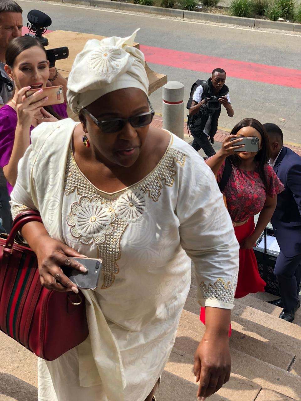Myeni: My name was dragged through the mud